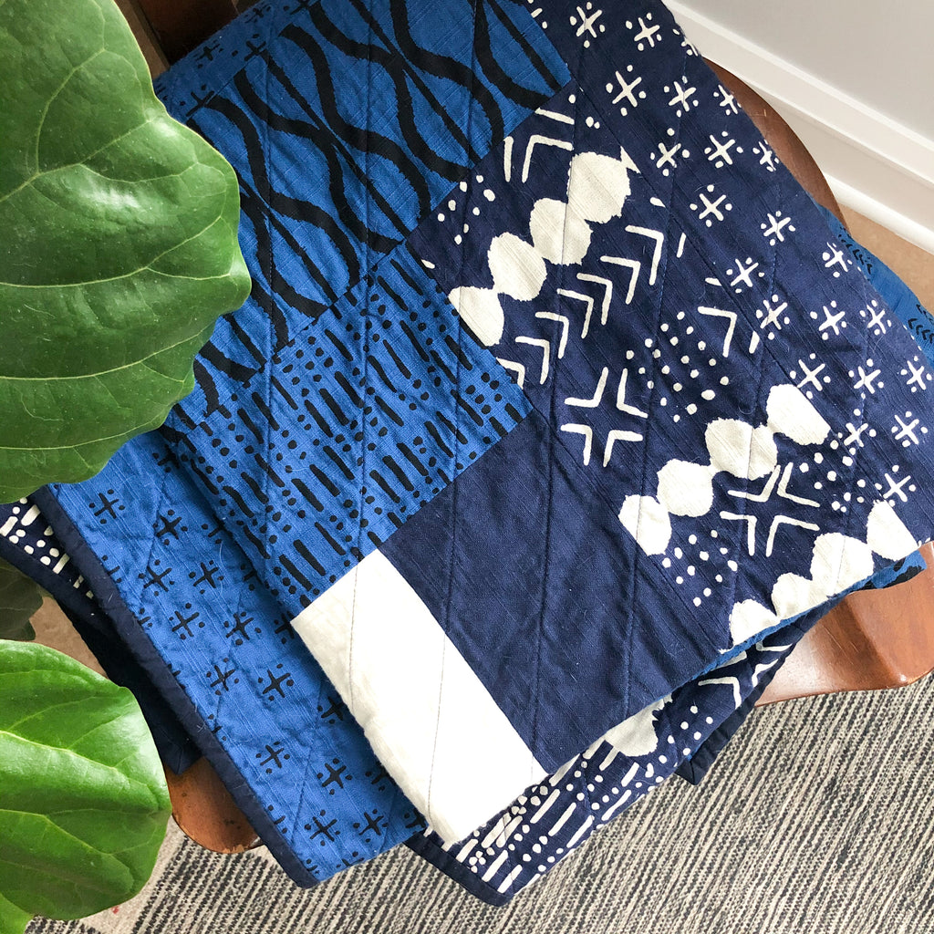Grainline Studio Projects of 2020: Ray Quilt
