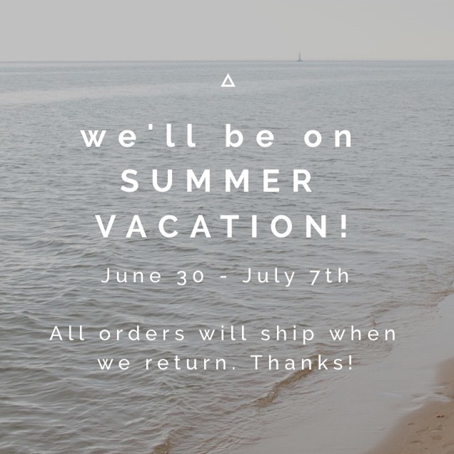 Grainline Studio Vacation