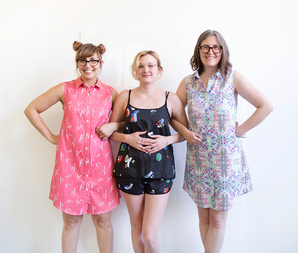 Sprout Patterns x The Grainline Crew! | Grainline Studio