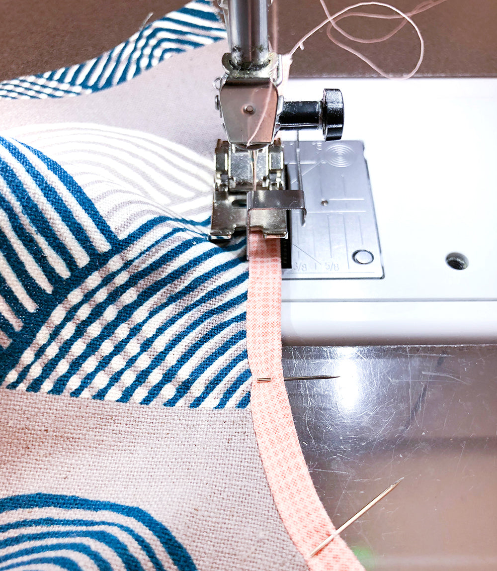 Stowe Sew-Along: Making & Finishing the Handles | Grainline Studio
