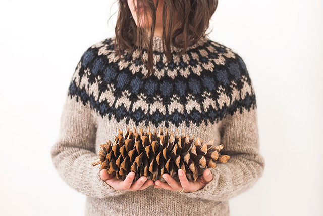 Grainline Studio | Icelandic Sweater | Photo by Julia Stotz