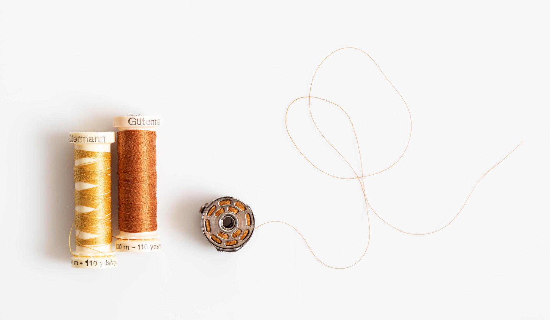 Our Top Tips for Professional Topstitching: Bobbin Thread | Grainline Studio