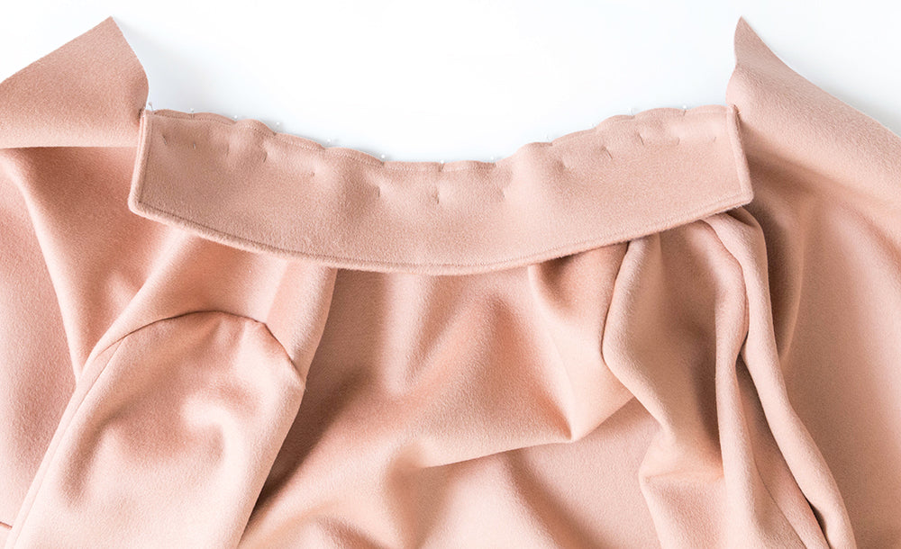 Yates Sew-Along: Assembling and Attaching the Collar | Grainline Studio