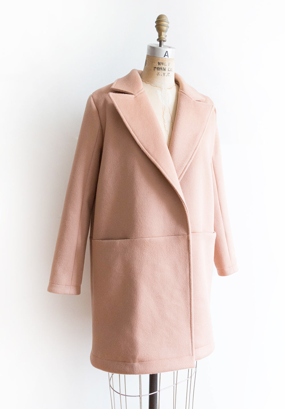 Yates Sew-Along: Lining your Coat | Grainline Studio