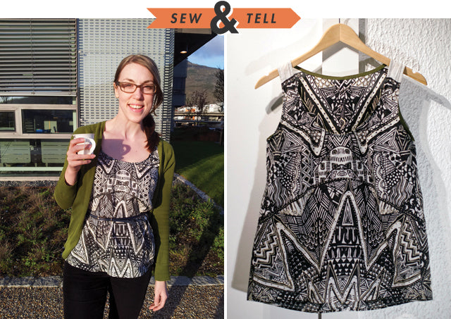 Sew + Tell | Birgitte of Indigorchid | Grainline Studio