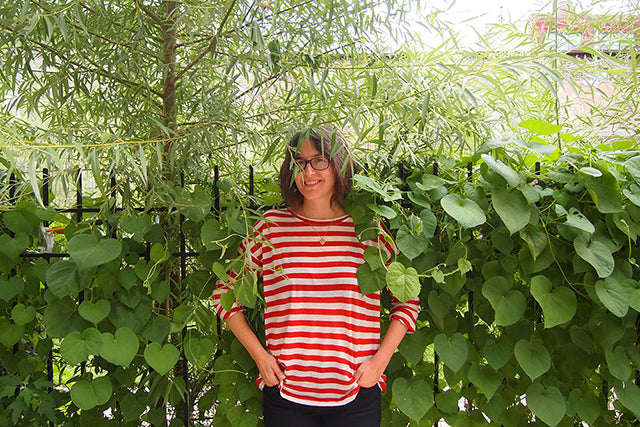 Grainline Studio Free Hemlock Tee Women's Sewing Pattern