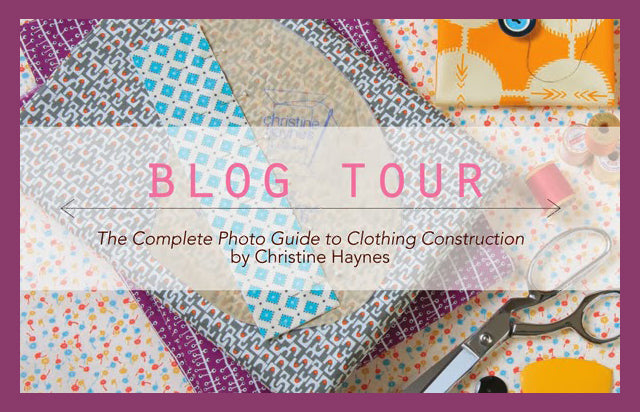 Grainline Studio | Book Report | The Complete Photo Guide to Sewing Construction by Christine Haynes