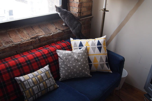 A Little Couch Spruce Up | Grainline Studio