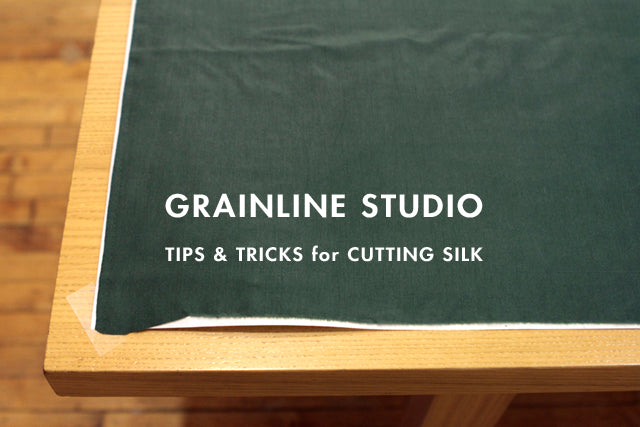 2012 Recap | Tutorials, Tips & Tricks | Grainline Studio