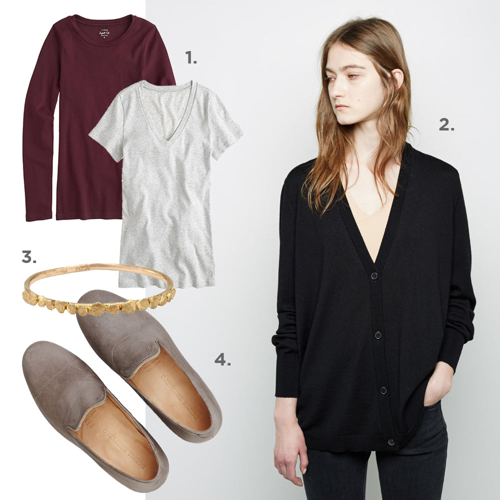 Fall '15 Wardrobe Inspiration | Grainline Studio