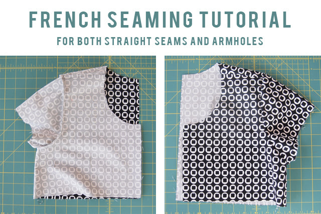 Sewing Tutorial | French All Your Seams