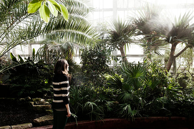 Grainline Studio | Garfield Park Conservatory | Photo by Julia Stotz