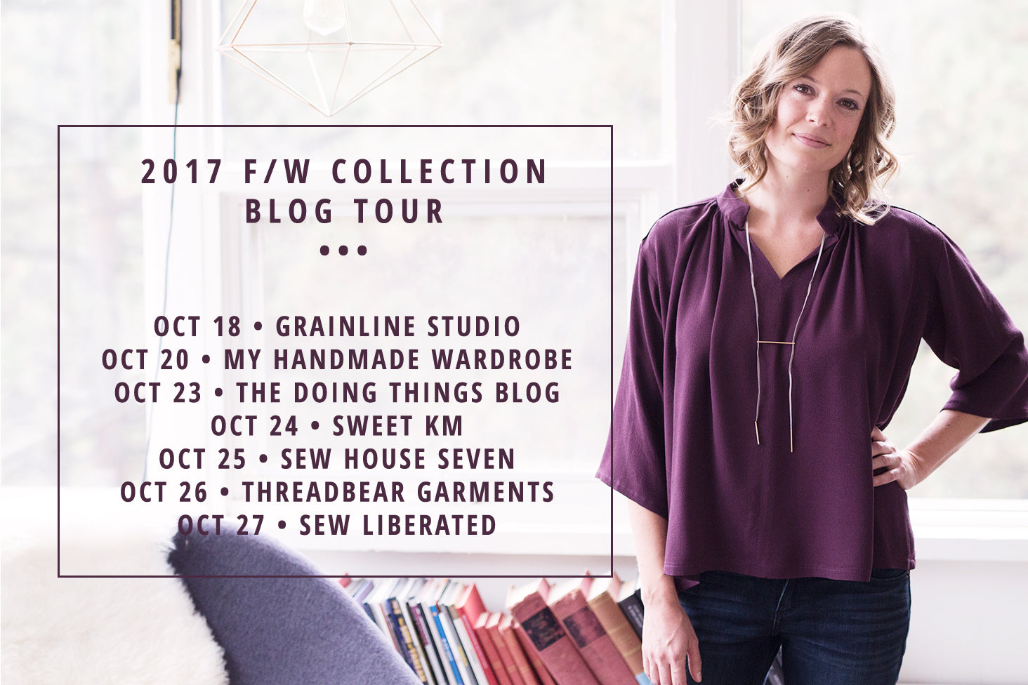 Indiesew Fall/Winter Collection | Grainline Studio