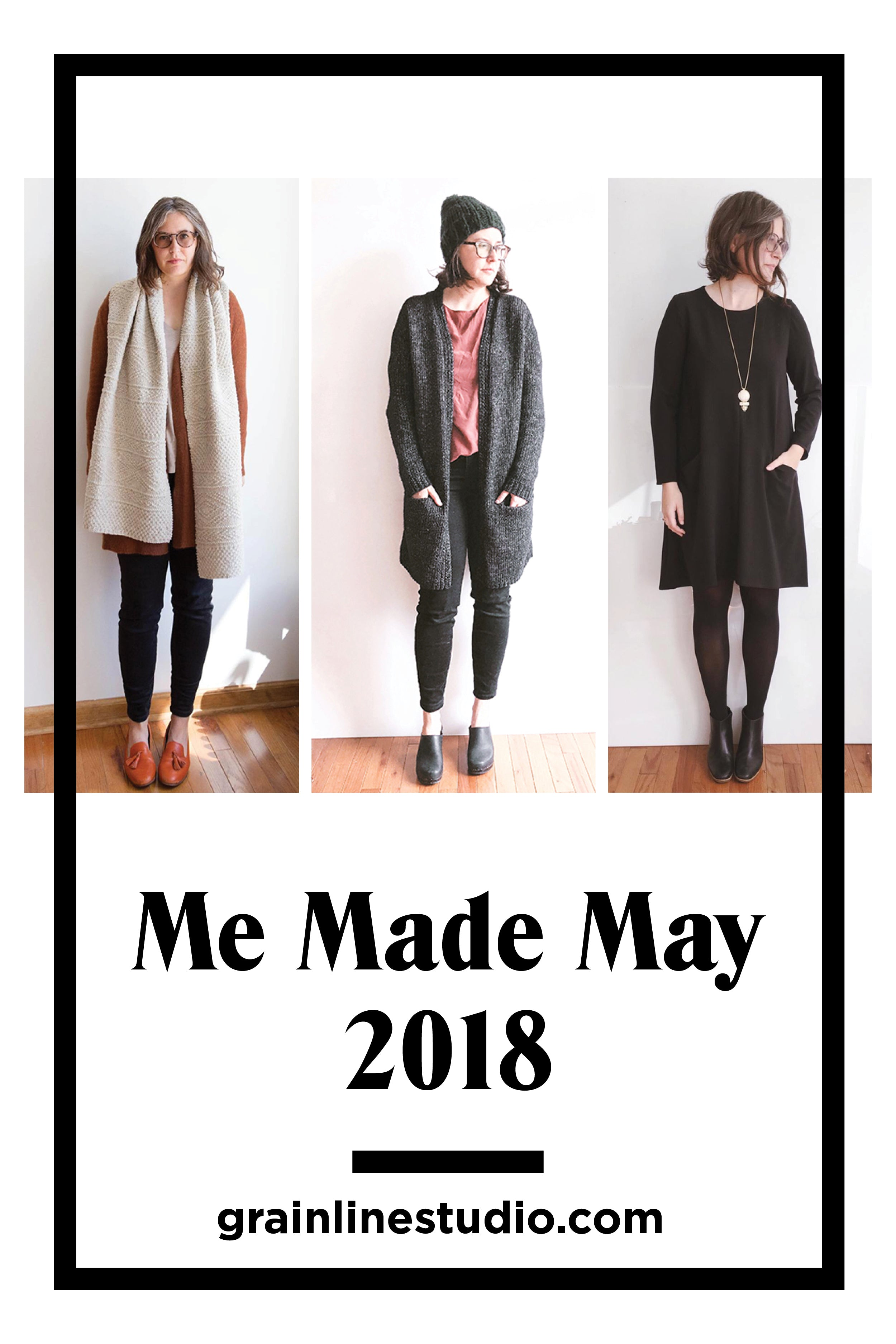 Me Made May | Handmade Style | Grainline Studio
