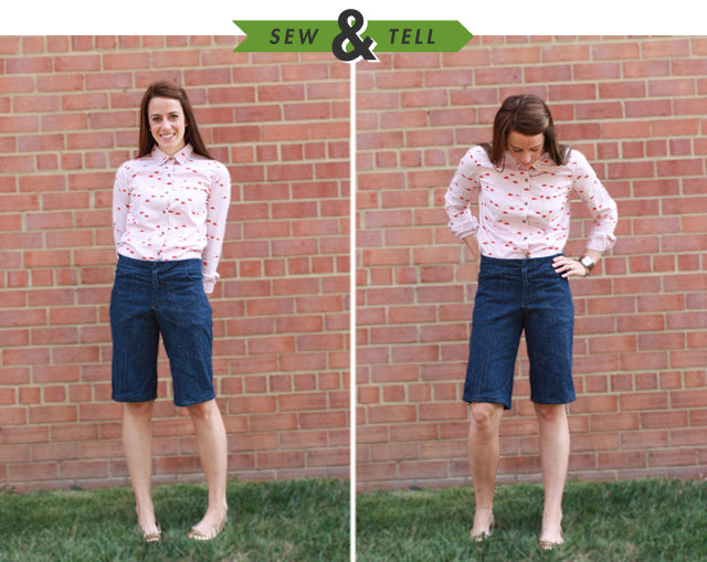 Sew + Tell | Miranda of One Little Minute | Grainline Studio