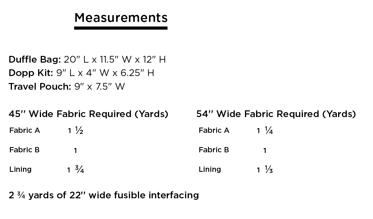 Grainline Studio Portside Measurements