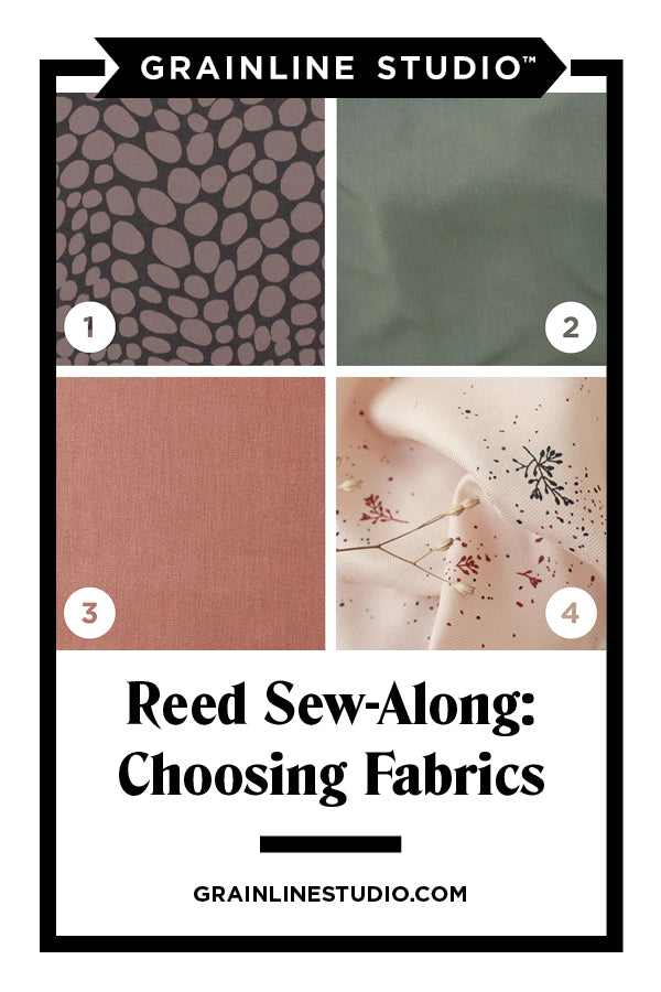 Reed Skirt Sew-Along: Choosing Fabrics | Grainline Studio