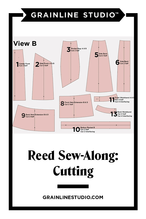 Reed Sew-Along: Pattern Adjustments