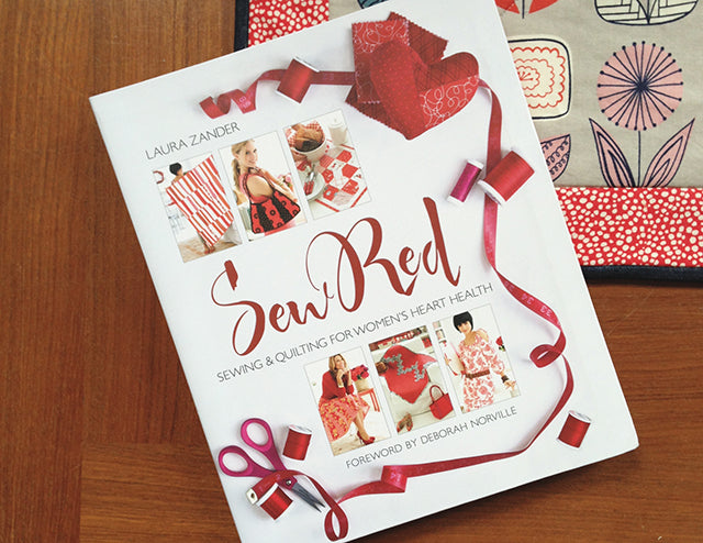 Grainline Studio | Book Report | Sew Red & Giveaway