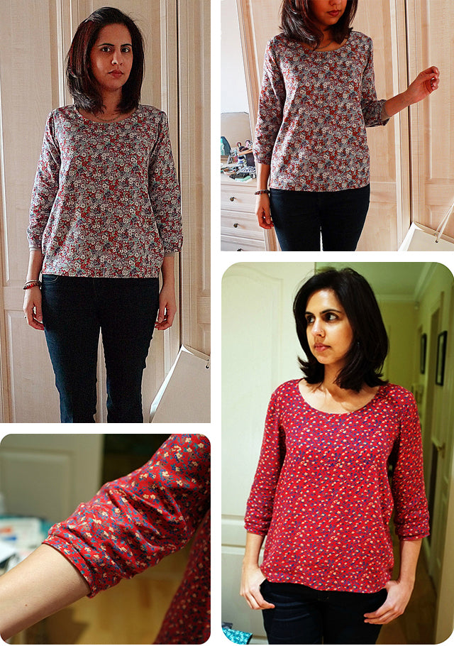 Grainline Studio | Sew & Tell | Shivani of Pins & Needles