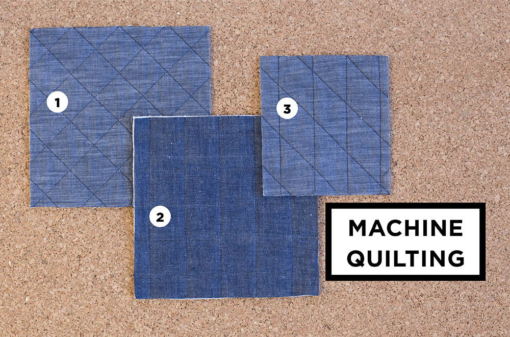 Quilting Techniques for the Tamarack Jacket | Grainline Studio