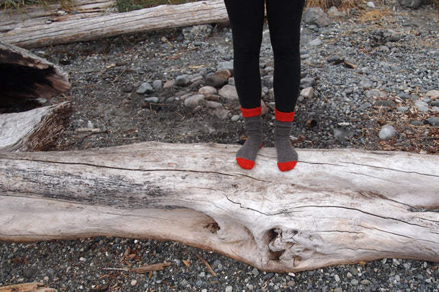 Autumn Wardrobe | Canadian Socks | Grainline Studio