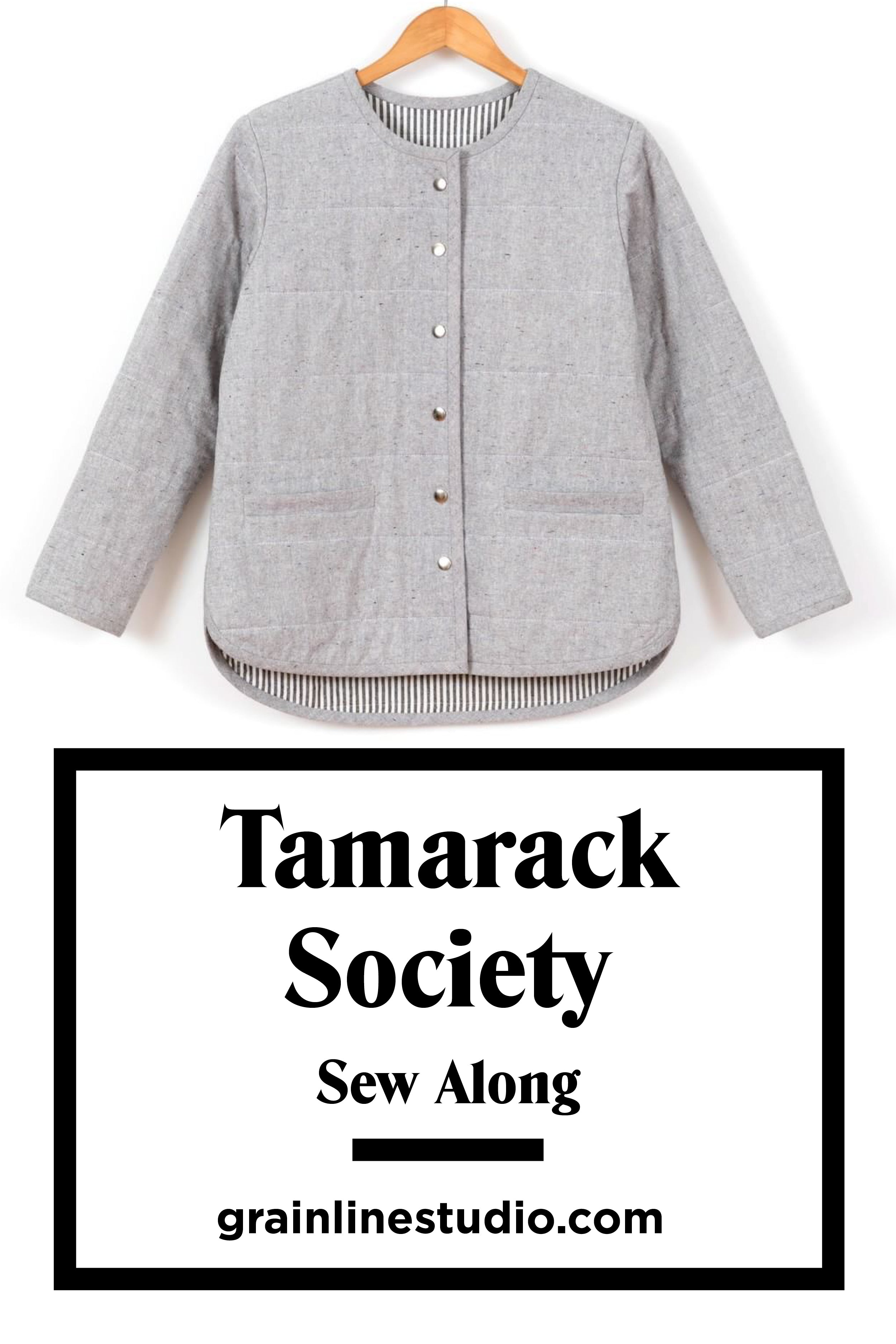 Tamarack Society Sew-Along: Supplies & Resources | Grainline Studio