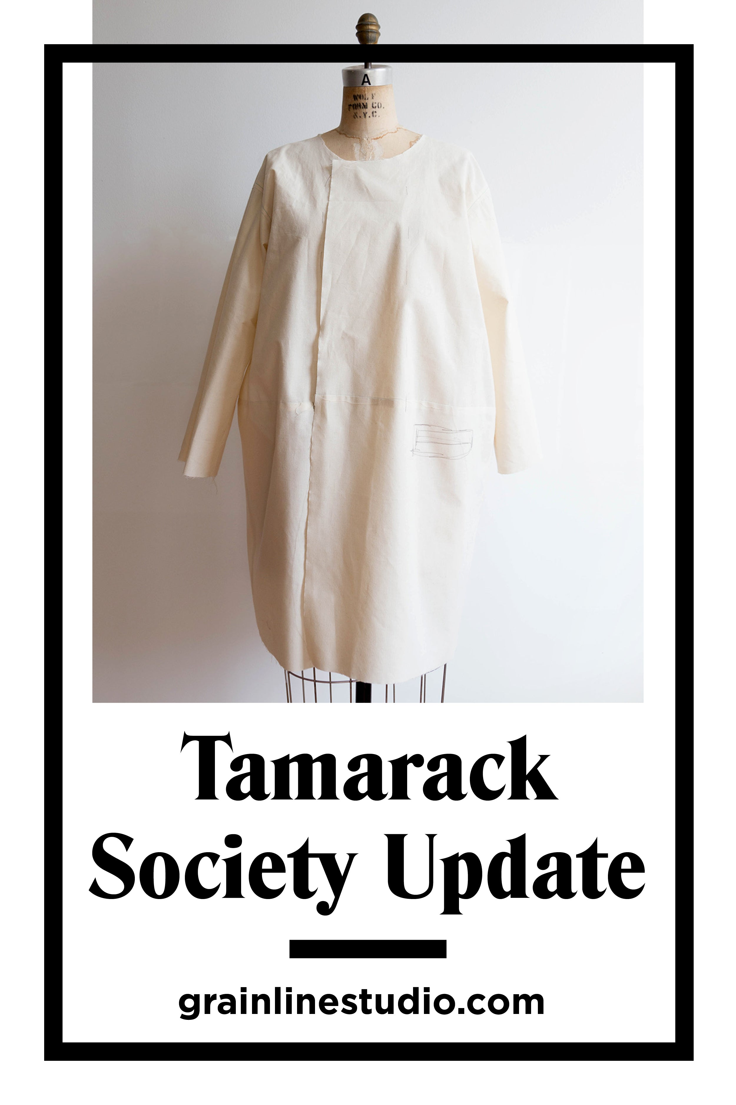 Tamarack Society Sew-Along | Grainline Studio