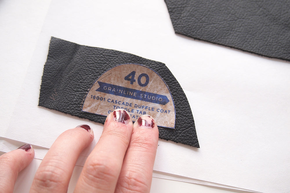 Cascade Sew-Along: Making Your Own Toggle Closures | Grainline Studio