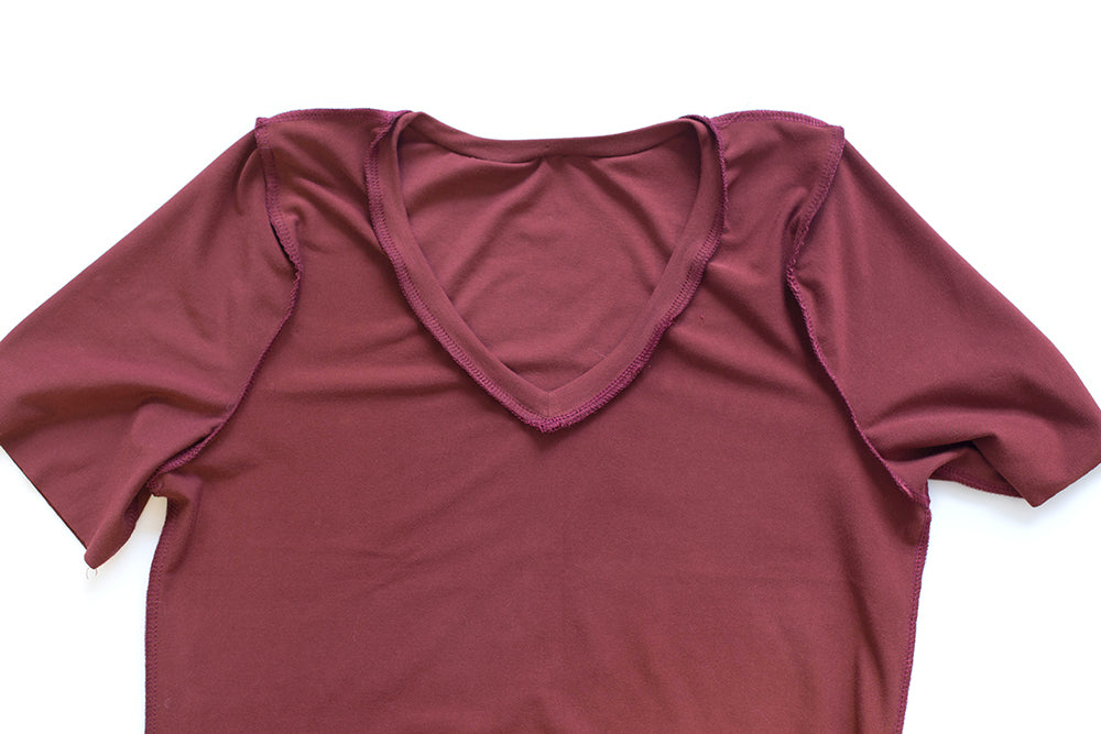 Lark Sew-Along: V-Neck