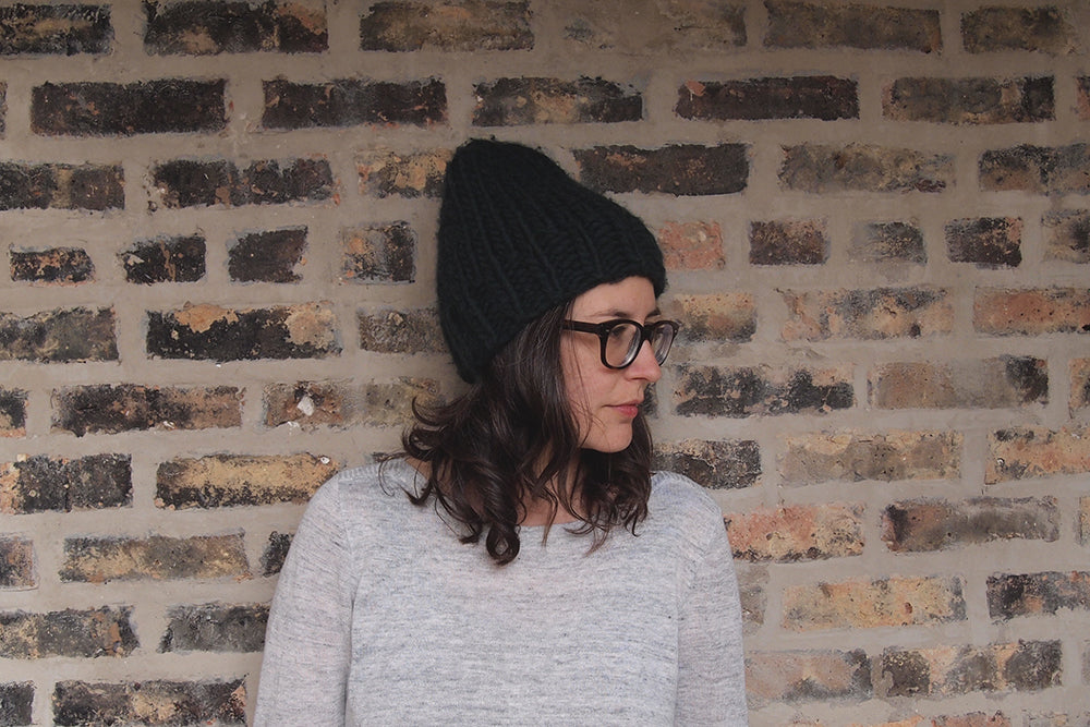 Grainline Studio | Wool and the Gang Zion Lion Hat