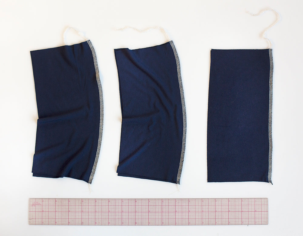 Lark Sew-Along: Working with Knits