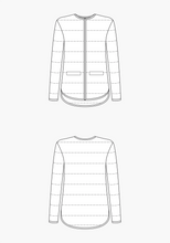 Load image into Gallery viewer, Grainline Studio Tamarack Jacket
