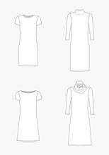 Load image into Gallery viewer, Lark Tee Dress Variation Pack
