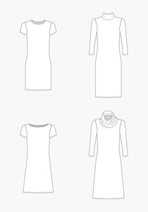 Lark Tee Dress Variation Pack