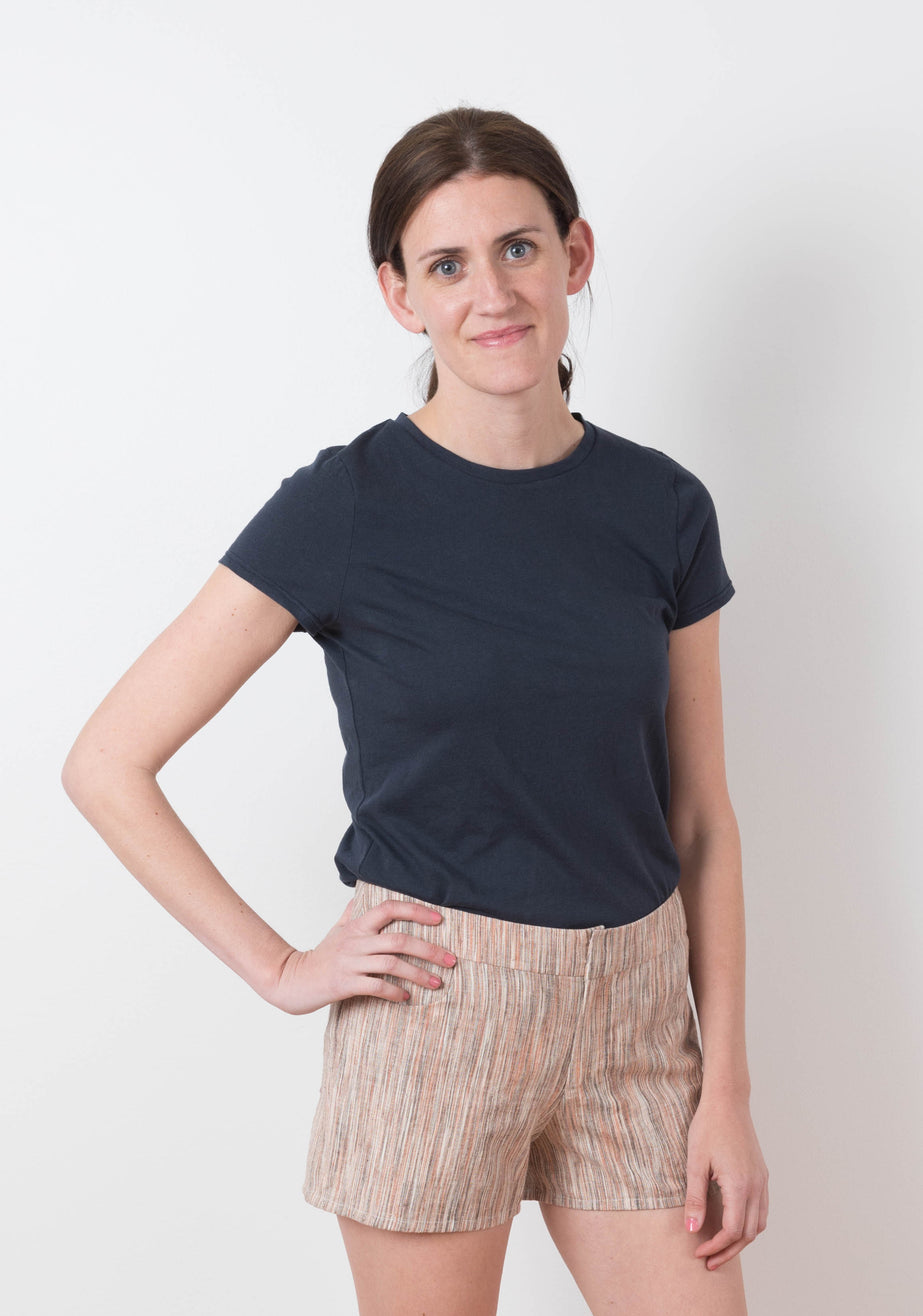 Maritime Shorts | Grainline Studio