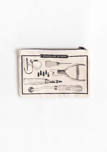 Pattern Essentials Canvas Tool Pouch