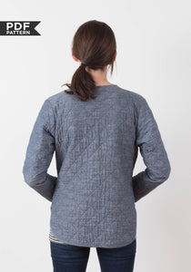 Tamarack Jacket | Grainline Studio
