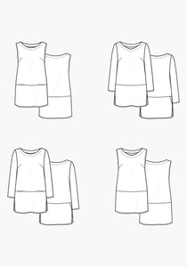 Uniform Tunic | Grainline Studio