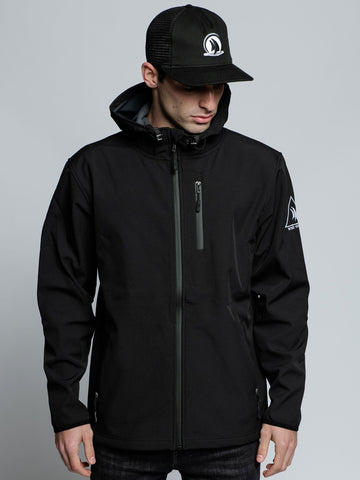 Black Voyager Jacket