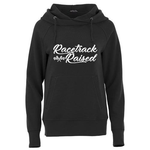 Racetrack Raised Sweatshirt Black
