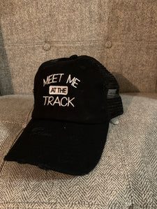 Meet Me At The Track Hat