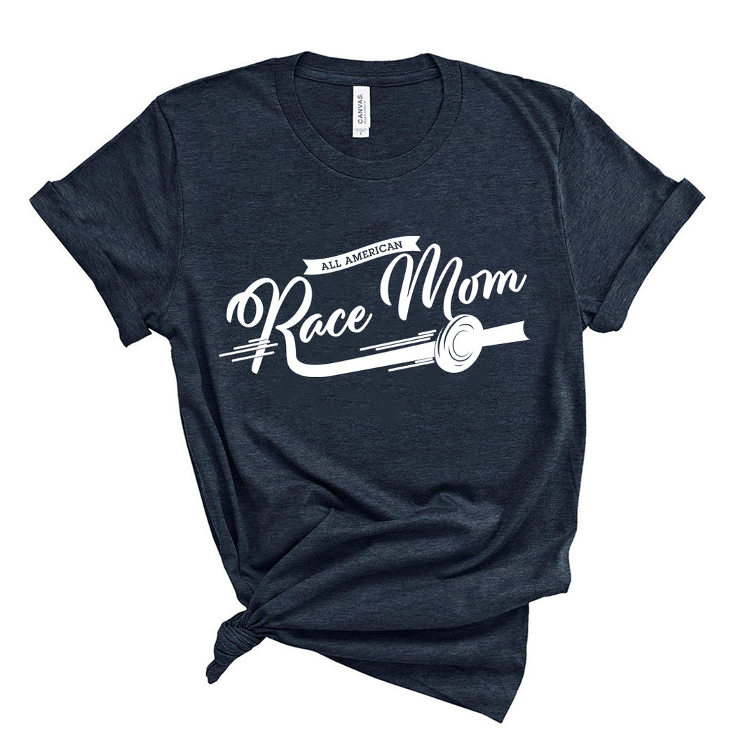 Race Mom T-shirt