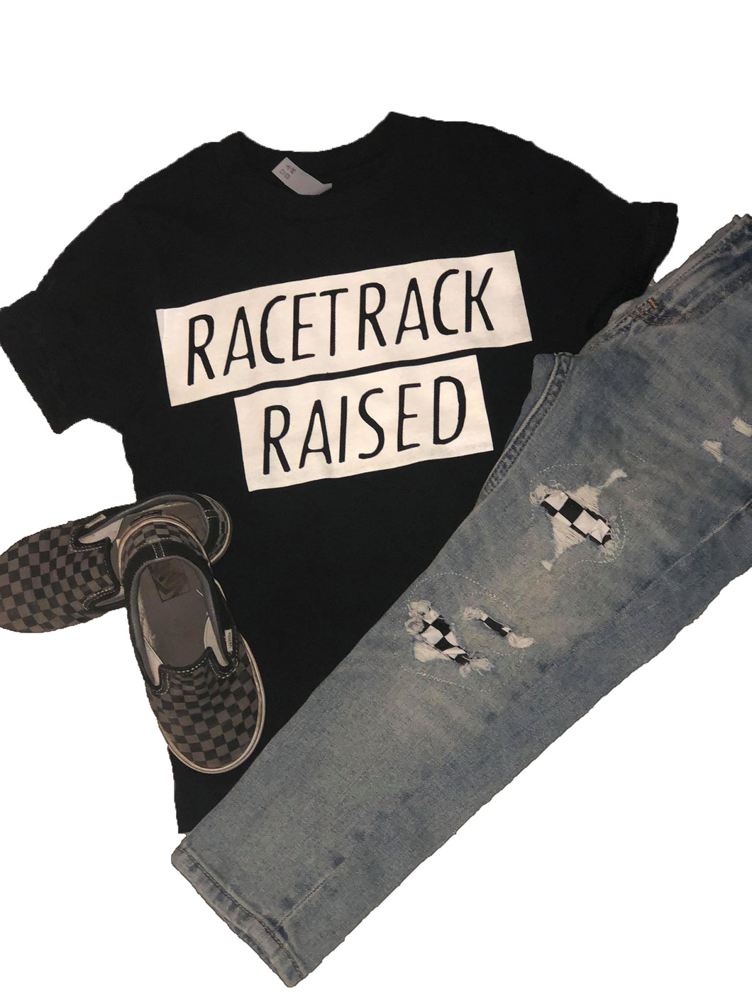 Youth Boys - Racetrack Raised
