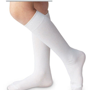 Classic Nylon Knee High Socks 1 Pair