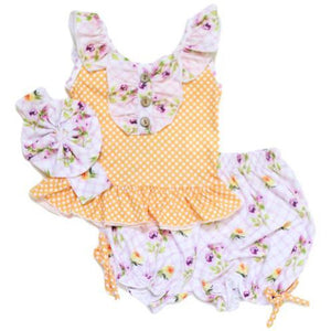 Dolled Up Tunic Playset- Lavender Blossoms