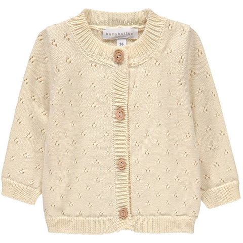 Cardigan Soft Yellow