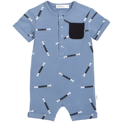 Boys' Candy Roll Romper - Baby