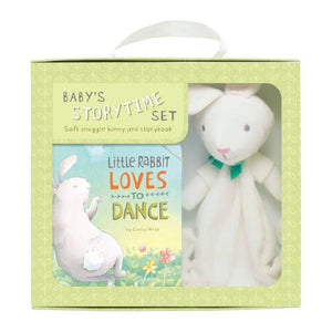 Book and Plush Gift Set