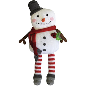 Snowman doll 14 Zubel